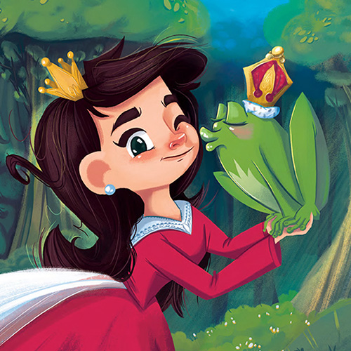 """Storytime Magazine: Issue 21 """"The Frog Prince"""""""